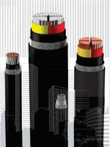 Havells Aluminium Unarmoured A2xy Lt Power Cables 4 Core 50 Sq.Mm
