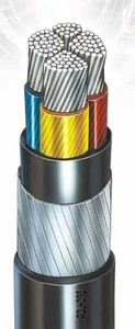 Polycab Unarmoured A2xy 400 Sq. Mm 3.5 Core Lt Power Cables