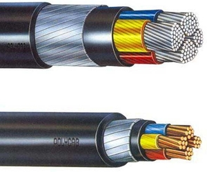 Polycab Armoured 2xfy 240 Sq. Mm 3.5 Core Lt Power Cables