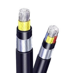 Swadeshi Aluminium Armoured Conductor Lt Power Cable 4 Core 50 Sq.Mm