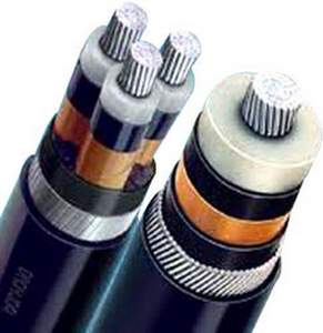 Polycab (Sislv4x1018040) Aluminium Armoured Cable A2xwy (10 Sq. Mm) 4 Core