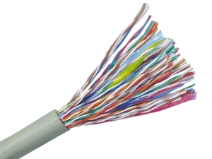 Skytone Unarmoured Telephone Cable (Nominal Area - 0.6 Mm) 100 M - 50 Pair
