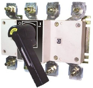 Ftc Open Execution Load Break Switch 4 Pole 100 Amp Lbs-100/00
