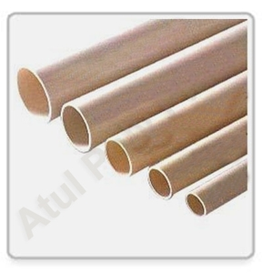 Atul Rigid Pvc Conduit Pipe - Medium Mms (Size 25 Mm) Ivory/Black/Grey