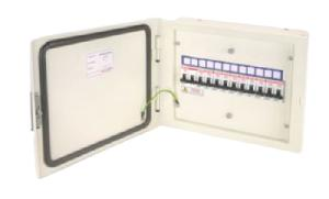 Indo Asian 12 Way Double Door Distribution Boards  811808