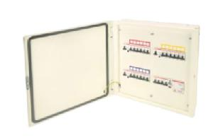 Indo Asian Tier 6+2 Way  Ppi Db Double Door Distribution Boards 811974