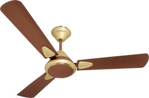 Havells 3 Blades Fusion Ii Ceiling Fan Brown, Beige 1200 Mm