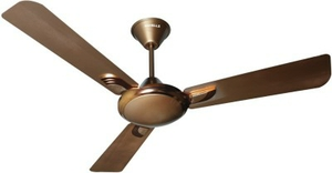 Havells Areole Bronze Copper 3 Blades Pearl Brown Ceiling Fan Fhcarstbcu48