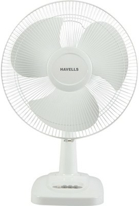 Havells Velocity Neo Hs 3 Blade White Table Fan Fhtvehswht16