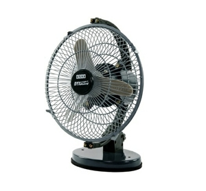 Usha Dynamo 58 W 3 Blade Grey Table Fan