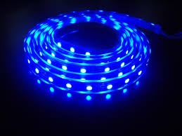 Noble Electricals Flexible Led Strip Lights ( 7.2 W) Length 5 M Cool White - Ip 65