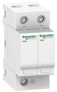 Schneider A9l16572 Surge Arresters Iprd- Type 2 Withdrawable Type (Voltage 340 V)