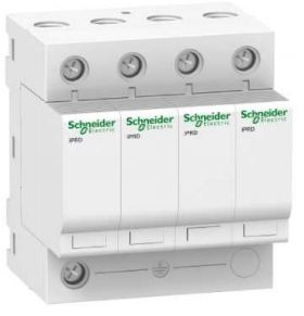 Schneider A9l16564 Surge Arresters Iprd- Type 2 Withdrawable Type (Voltage 340 V)