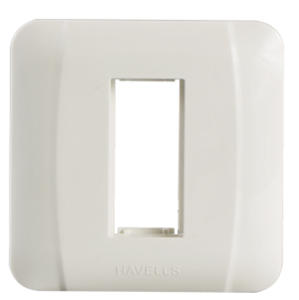 Havells Ahoppcwv01 Cover Plate - Oro (1m, White)