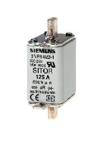 Siemens 3ne8 Fuses For Semiconductor Protection 3ne14482
