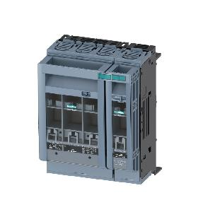 Siemens 3np1 Fuse Switch Disconnectors Mounting On 80mm 8us Busbar Without Fuse Monitoring 3np1124-1bc20
