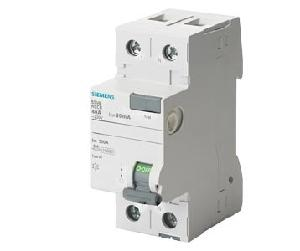Siemens 5sv Betagard Rccb Applicable In Networks For Ac Residual Currents 5sv43120rc