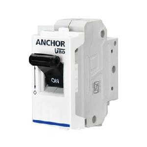 Anchor Penta White Single Pole Mini Mcb 98237 (10a)