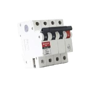 Bentex 50 Amp Modular Circuit Breakers Xc60 4 Pole