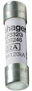 Hager Lf332g (400 Volt 32 Amp Size 10 X 38mm) Cartridge Fuses