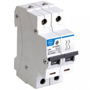 L&T Bb20160c 16 A Double Pole Miniature Circuit Breakers