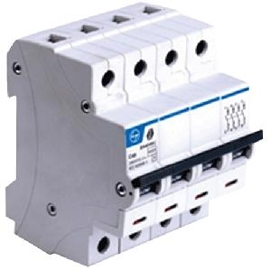 L&T Bb40630c 63 A Four Pole Miniature Circuit Breakers