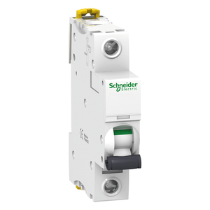 Schneider A9n1p04d 4 A Single Pole Modular Circuit Breakers - Xc60