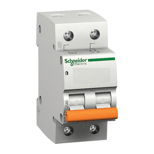 Schneider Nbkra102pc20a Modular Circuit Breakers (2 Pole C Type 20 A)