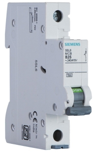 Siemens 5sl41207rc 20 A Single Pole Mcb