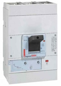 Legrand Dpx 250-4204 07 3 Pole Molded Case Circuit Breaker Mccb (Rated Current 160 A)