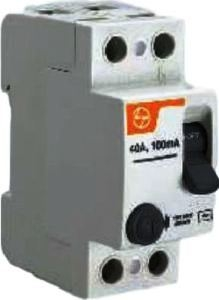 L&T Bg204010 40 A 100 Ma Residual Current Circuit Breaker