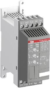 Abb Psr, Two Phase Controlled, 6.8 A, 208-600 V, Soft Starterpsr6-600-70