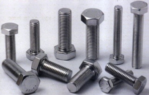 Apl Stainless Steel Hex Bolts (Dia 5/8 Mm - Length 4 Mm)