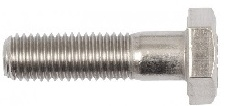 Sai Stainless Steel Hex Bolts (Dia 1/2 Mm - Length 3 Mm)
