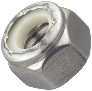 Sai Stainless Steel Lock Nut (Dia 8 Mm) Grade 316