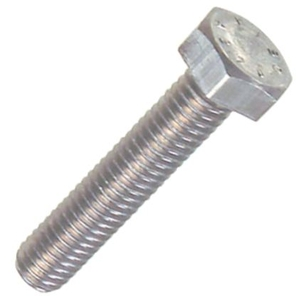 Viraaj 36 X 225 Mm Stainless Steel 316-A4 Long Length Hex Head Screw