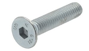 Unbrako 5001260 Metric Series Socket Counter Sunk Screws (Dia M4, Length 35 Mm)