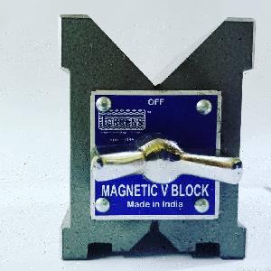 Torrens Soft Magnetic V Block 933