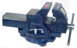 Apex 741s Mechanic's Bench Vice ( Swivel Base ) (Jaw Width 200 Mm , Weight 48 Kg)