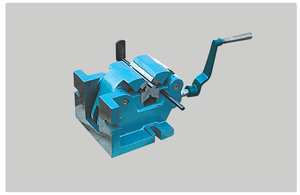 Unique U 343 Self Centering Shaft Vice (Jaw Width 120 Mm , Weight 5.7 Kg)