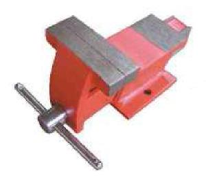 Inder 4 Inch Steel Vice (Fixed Base) P-50b