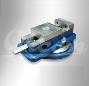 Orcan Jaw Width 150 Mm Precision Machine Vice With Swivel Base (46 Kg)