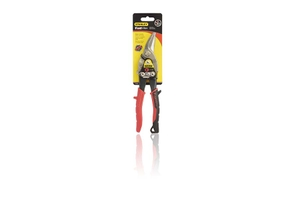Stanley 14-564-22 Max Steel Aviation Snip (Cutting Capacity - 0.90 Mm, Length - 10 Inch)