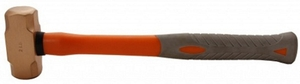 Ambitec Copper Hammer With Fiberglass 1000 Gms