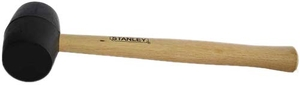 Stanley Rubber Mallets 350 Mm Stht57528-8
