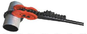 Inder 10 Inch Chain Pipe Wrench For Large Diameter Pipes P-500a
