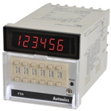 Autonics Fx6 12-24 Vdc 6 Digit 30cps-5kcps Up/Down Counter