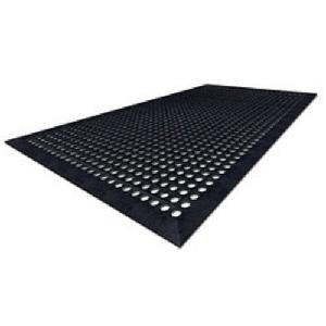 Insulating Mats Im-A-2 (A Class, 2mm Thickness, 2mtr. X 2 Mtr.) Elastomer Safety Mats