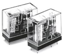 Omron My3n Ac220/240 4.8/5.3 Ma Latching Relay