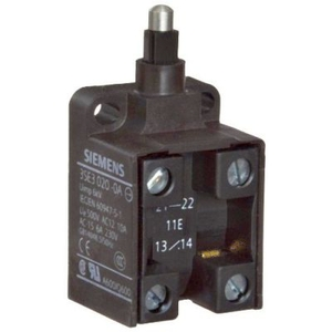 Siemens 1no+1nc Contact Type Limit Switch 3se3 020-0a